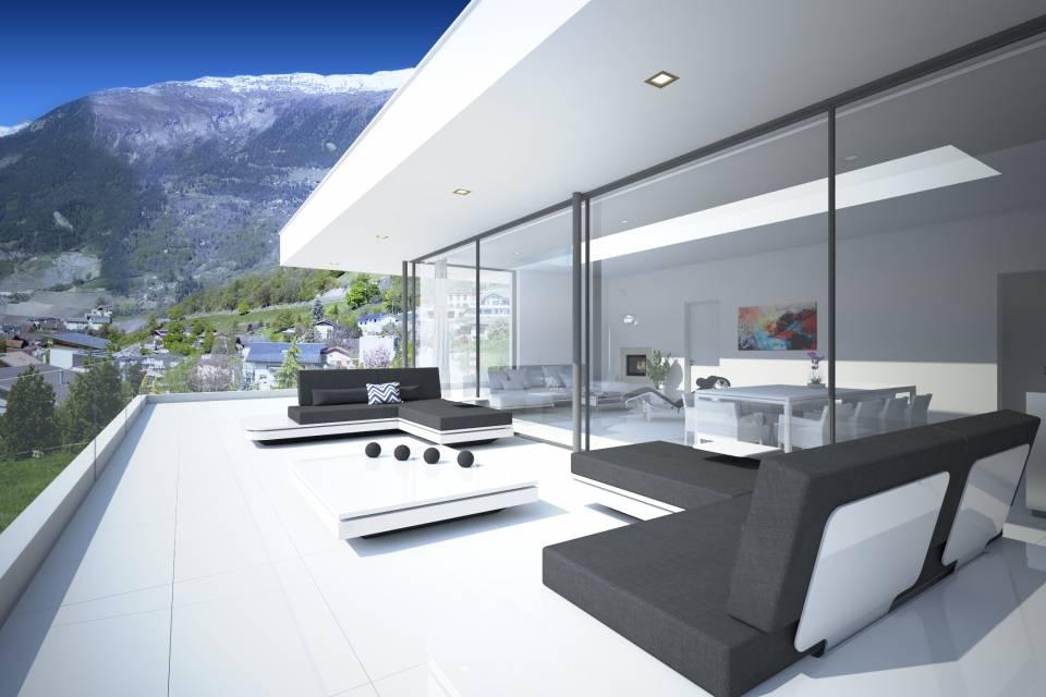 Villa en terrasse 4.5 pièces à Savièse