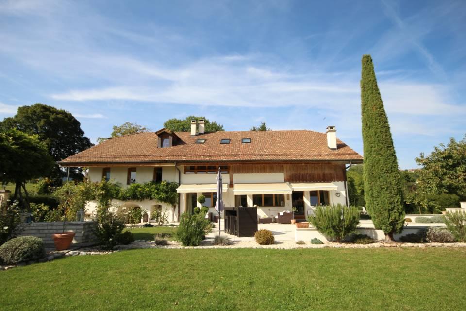 Villa Individuelle 8 pièces à Blonay