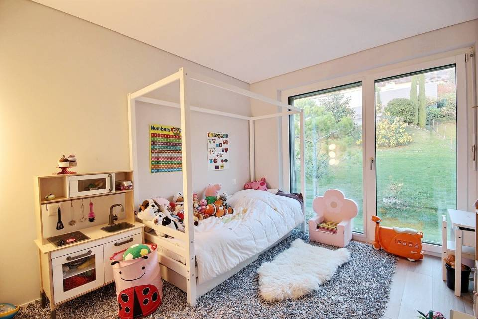 Appartement 6.5 pièces à Montreux - Chernex