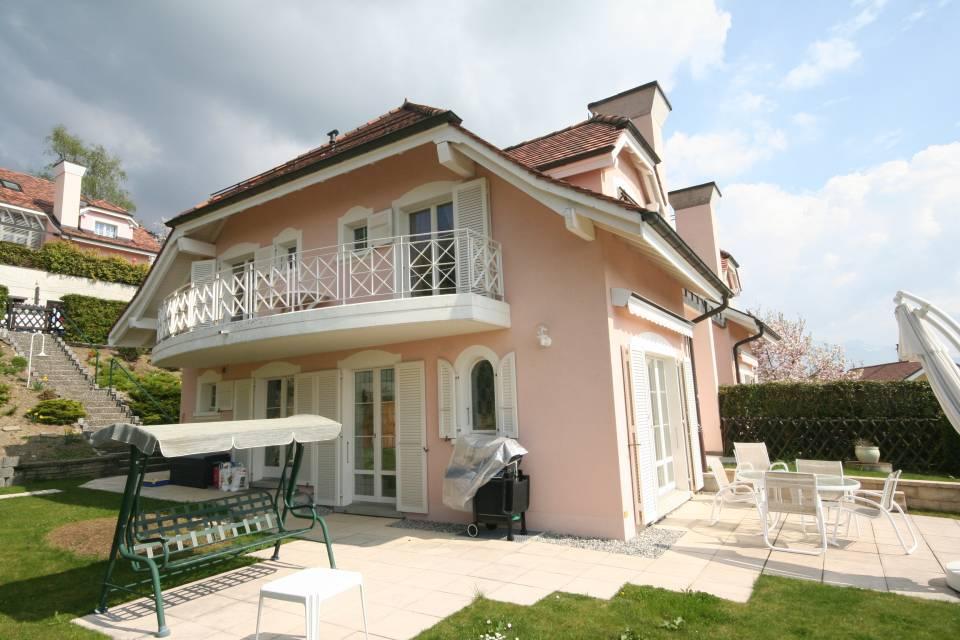 Villa mitoyenne 6.5 pièces à St-Légier-La Chiésaz
