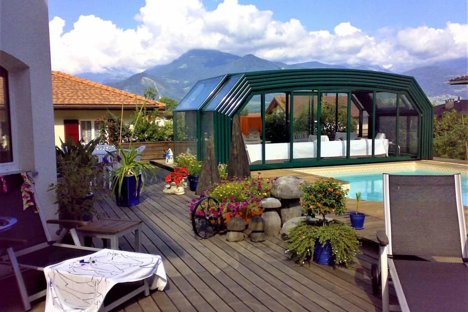 Villa Individuelle 5.5 pièces à Muraz (Collombey)