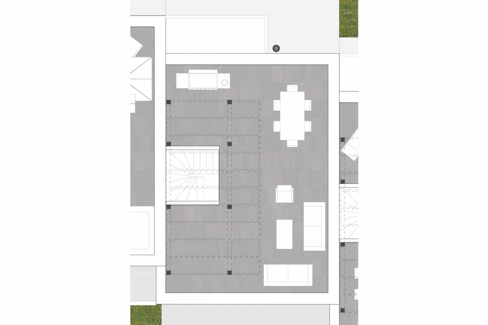 Villa contigüe 4.5 pièces à Saxon