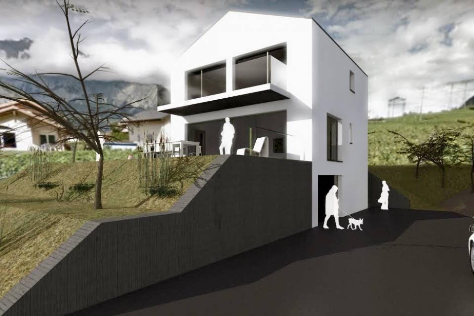 Villa Individuelle 4.5 pièces à Riddes