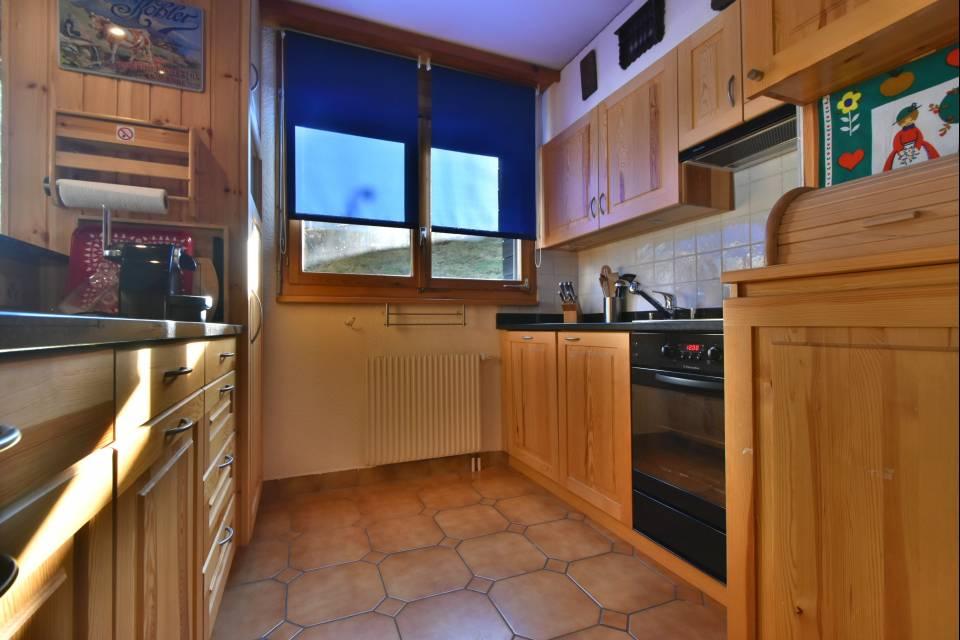 Appartement en terrasse 4.5 pièces à Champéry
