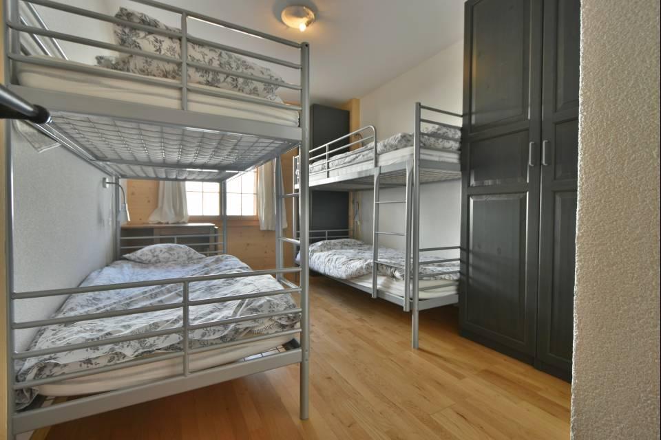 Appartement 3.5 pièces aux Crosets