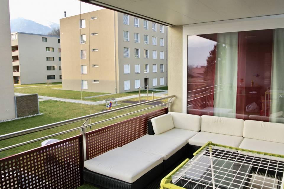 Appartement 4.5 pièces à Muraz (Collombey)