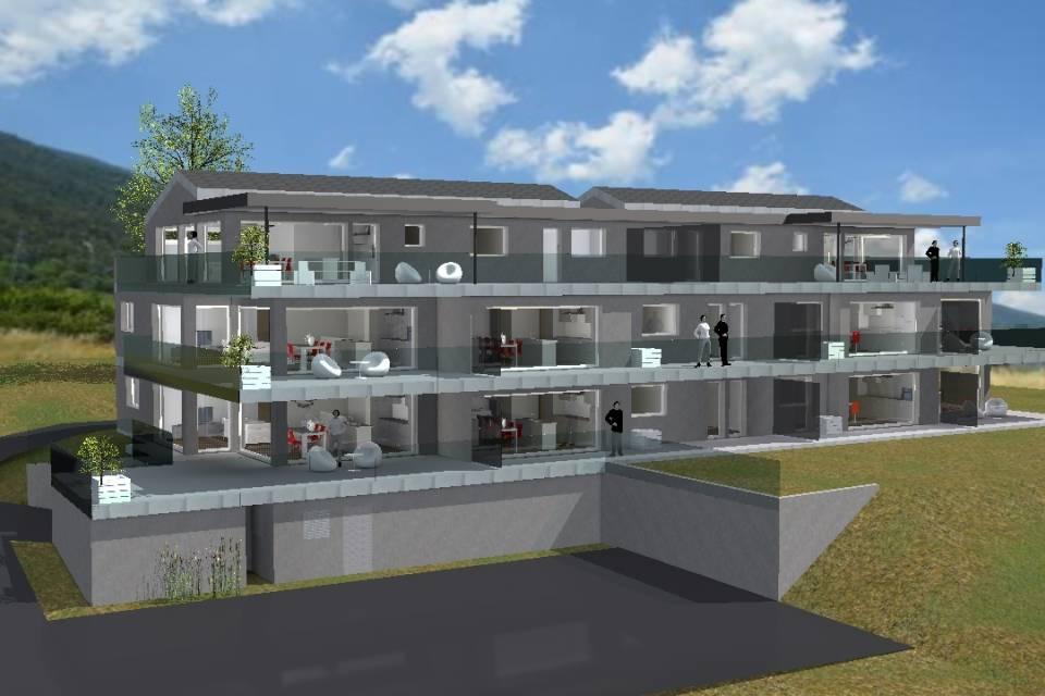 Appartement 3.5 pièces à Conthey