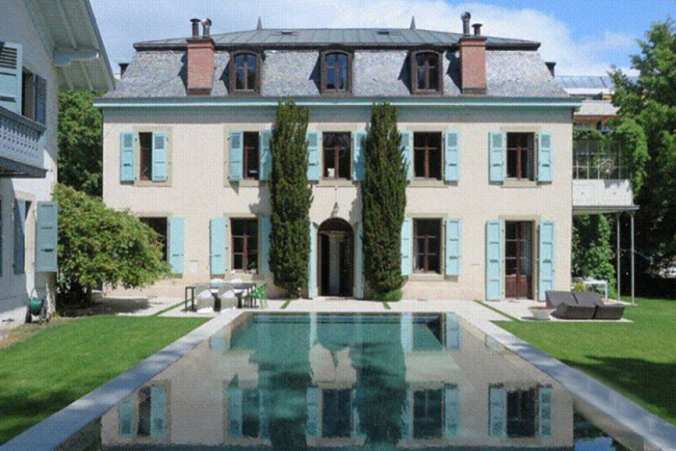 Villa Individuelle 15 pièces à Versoix