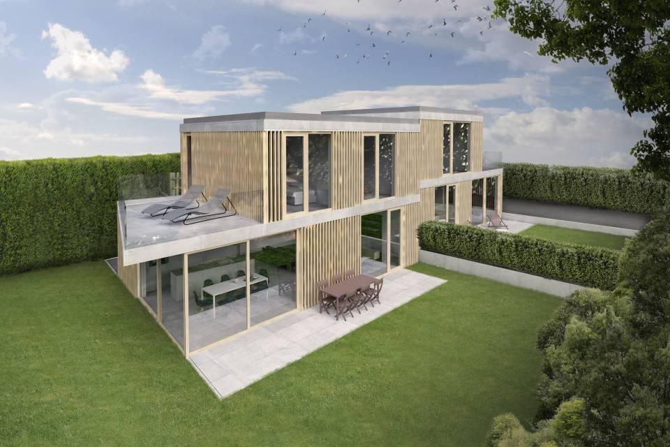 Villa mitoyenne 3.5 pièces à Vernier
