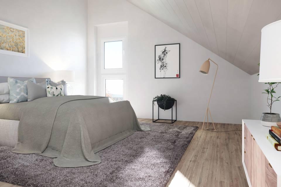 Appartement 4.5 pièces aux Bioux