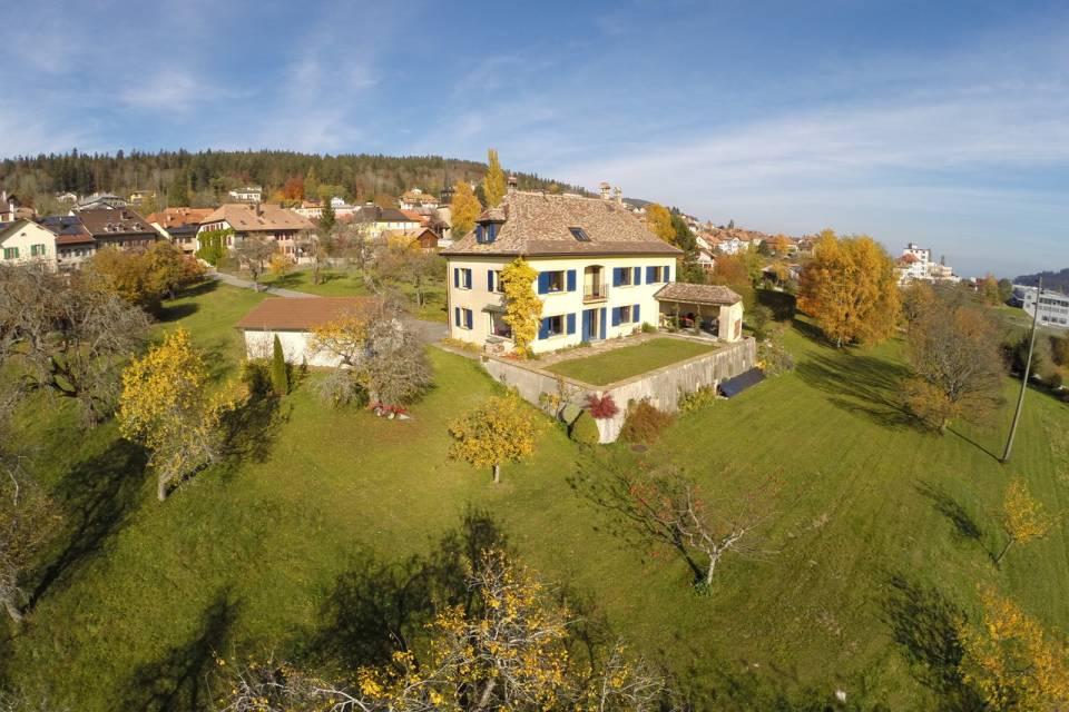 Villa Individuelle 10 pièces à Ballaigues