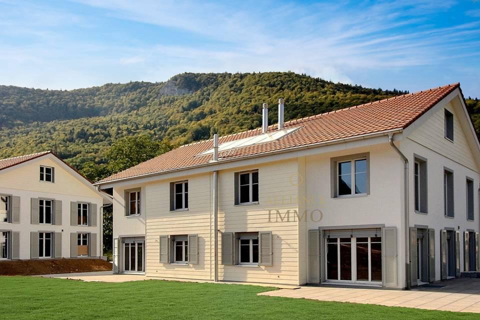 Villa mitoyenne 5.5 pièces à Rochefort