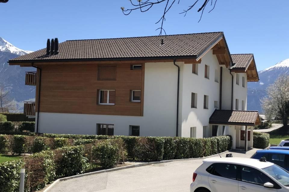 Appartement 4.5 pièces à Mollens VS