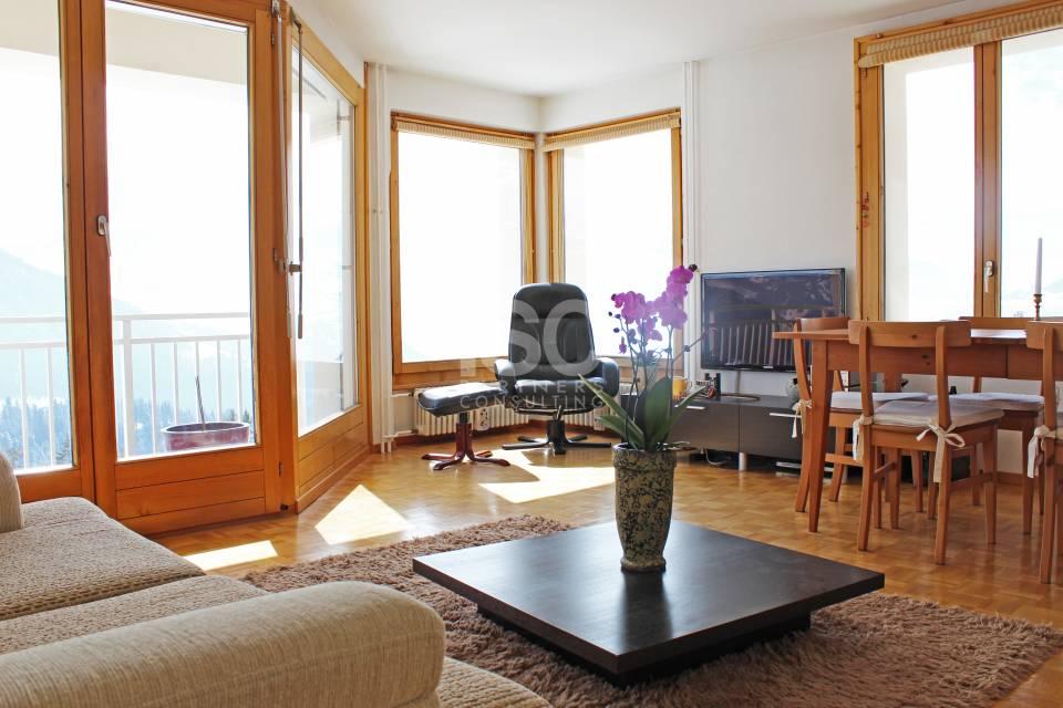 Leysin / Appartement de 4.5 pièces