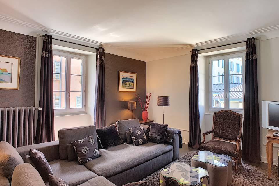 CHAMONIX-MONT-BLANC / Appartement de 4 pièces