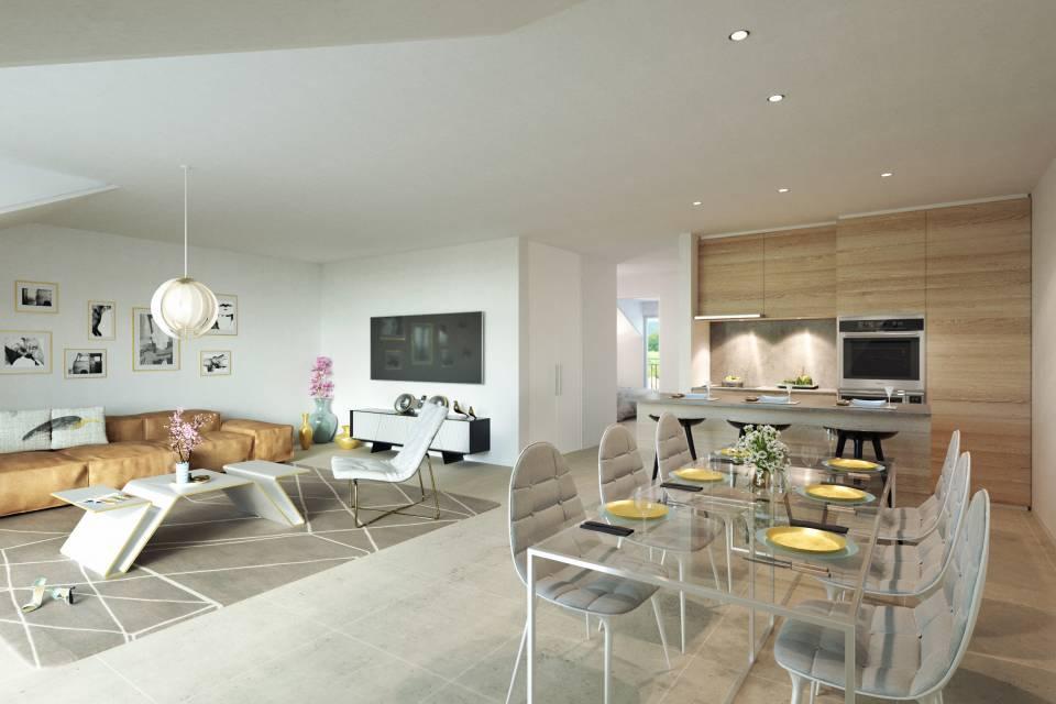 Appartement 3.5 pièces à Neirivue