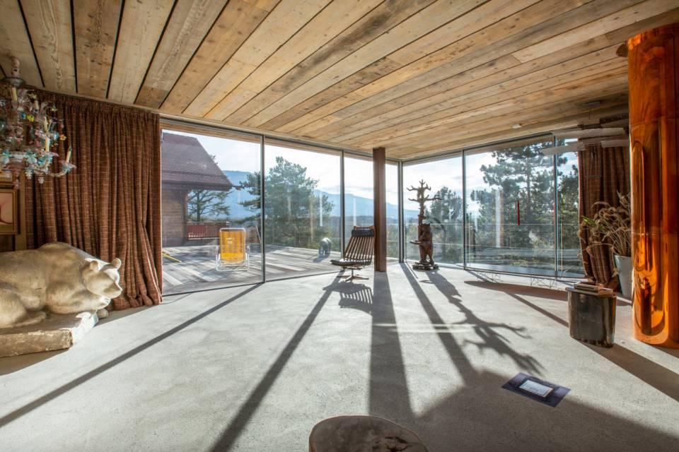 Villa jumelle par garages 12 pièces à Conches