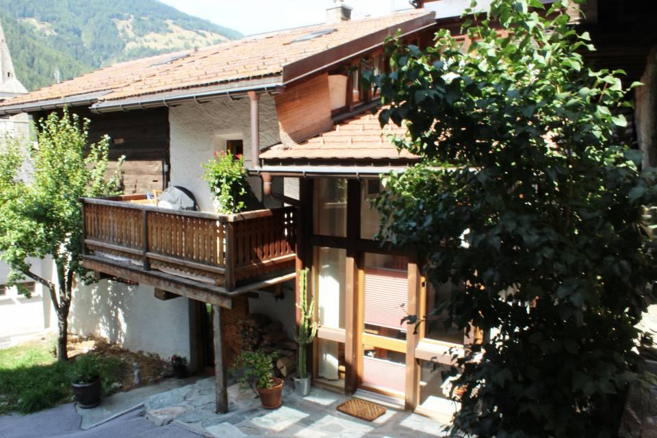 Villa Individuelle 4.5 pièces à Vissoie