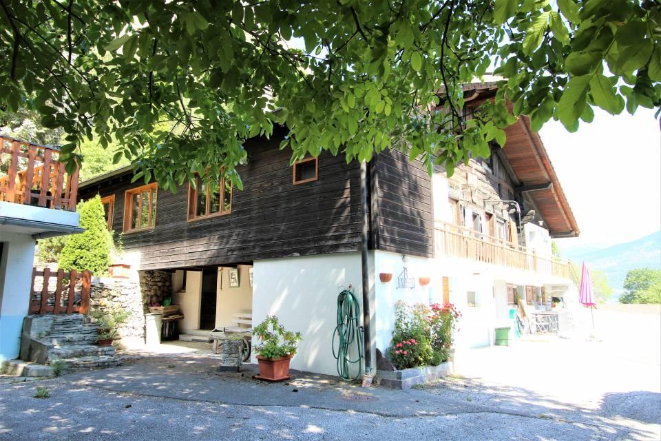 Maison de Village 7.5 pièces à Némiaz (Chamoson)