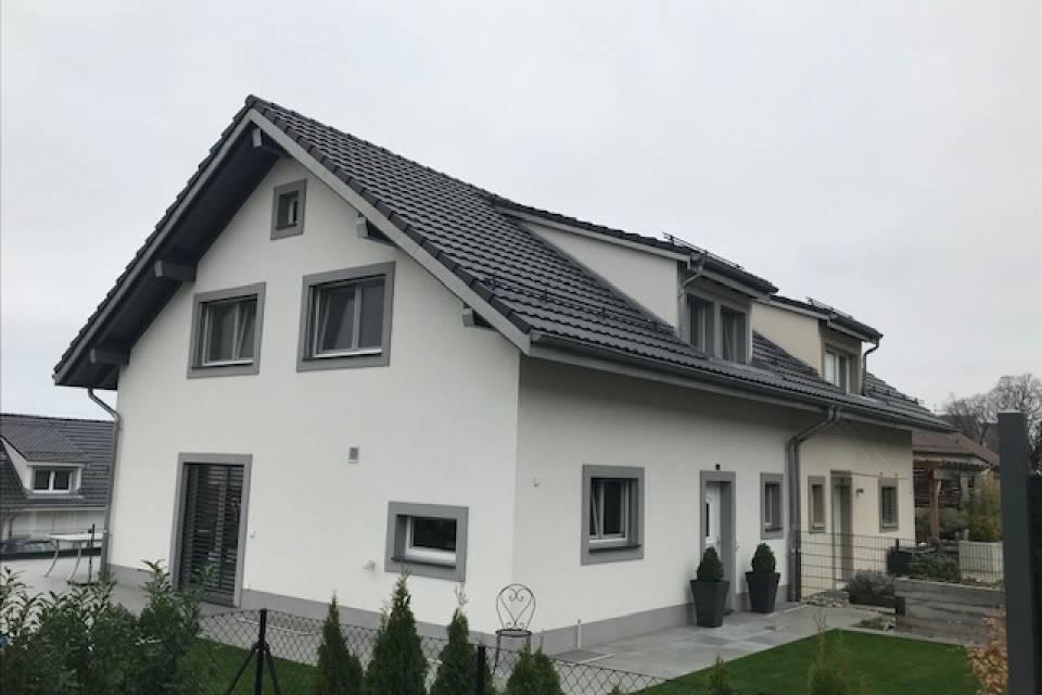 Villa contiguë 5.5 pièces à Vuadens