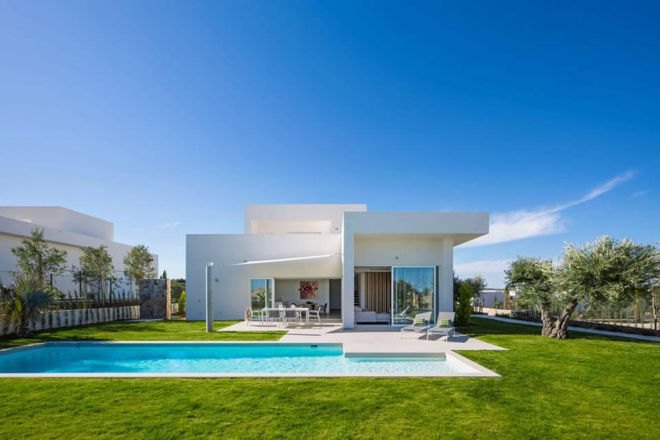 Villa Individuelle 4.5 pièces à Alicante