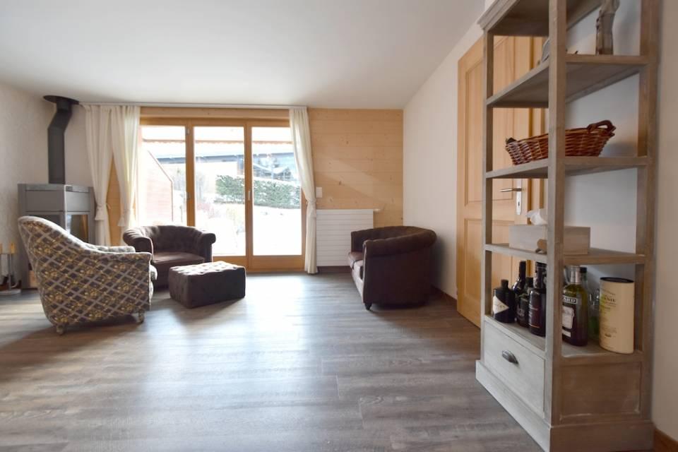 Appartement 3 pièces à Champéry