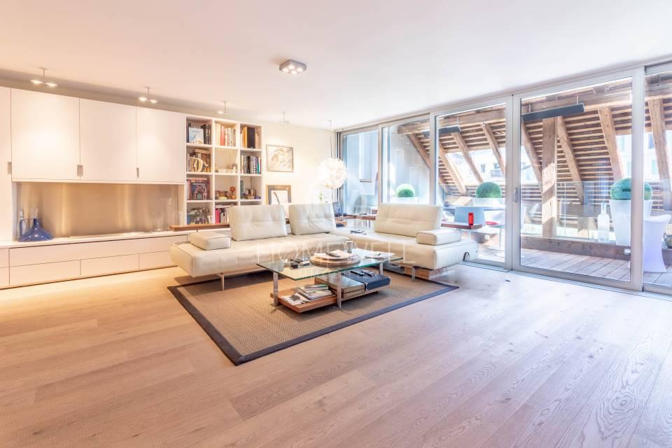 Bussigny-près-Lausanne / Appartement de 6 pièces