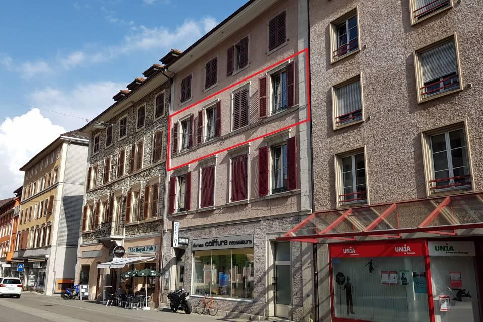 Appartement 5 pièces à St-Imier