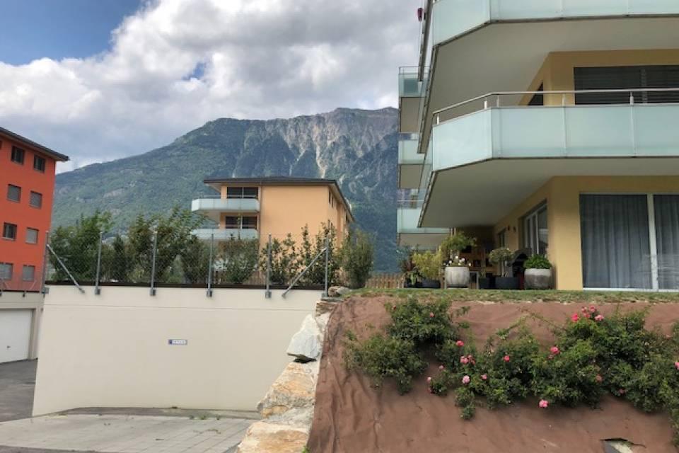 Immeuble locatif à Charrat