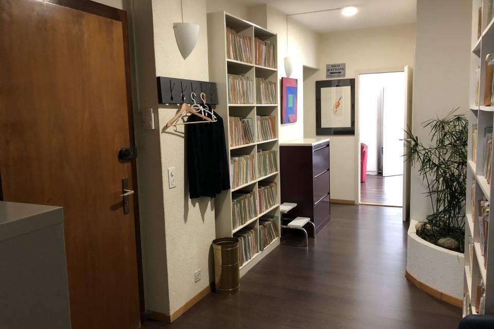 Administratif/Bureau 8 pièces 150 m2 à Genève