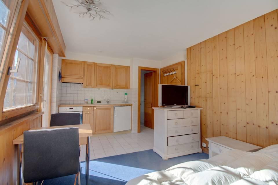 Appartement 1 pièce à Verbier