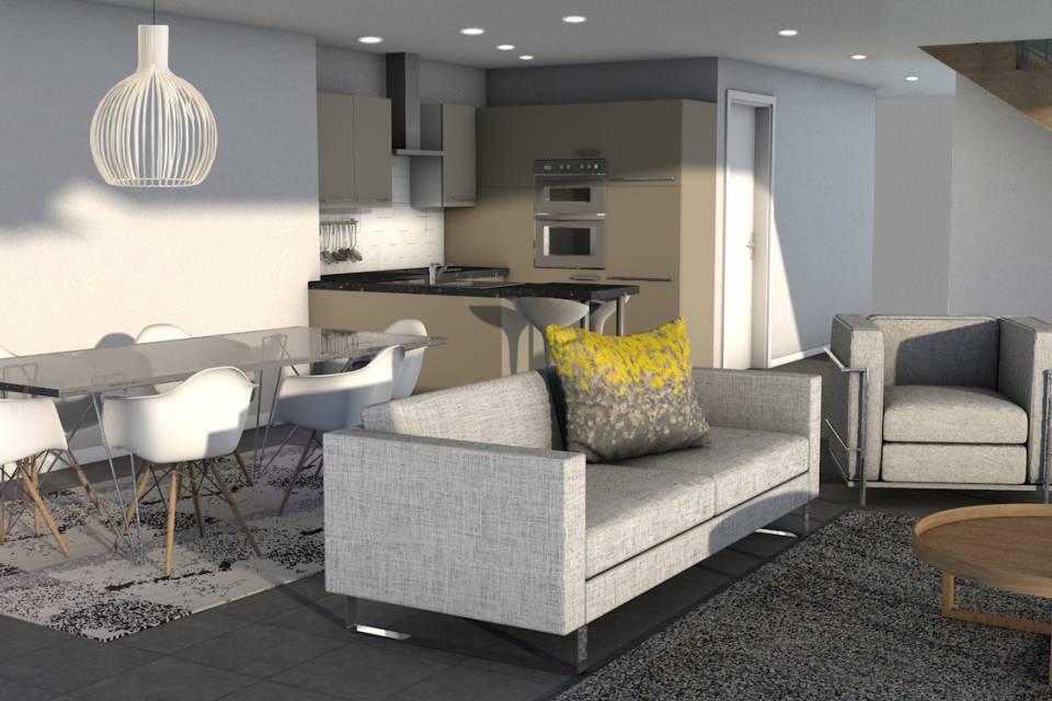 Appartement 2.5 pièces à Estavayer-le-Lac