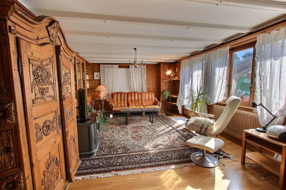 Maison multi-appartements 11 pièces à Château-d'Oex