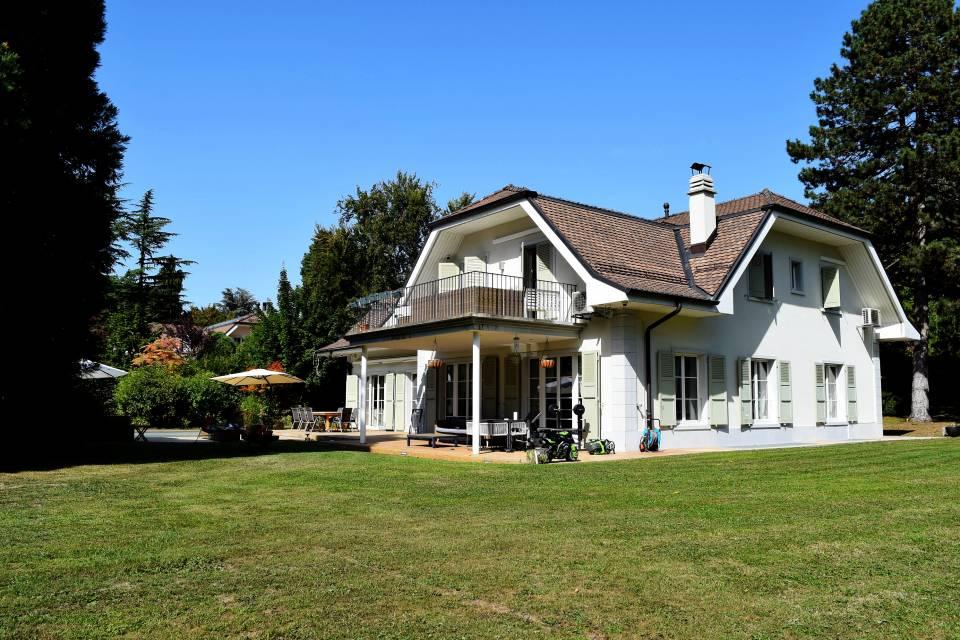 Villa Individuelle 10 pièces à Lausanne