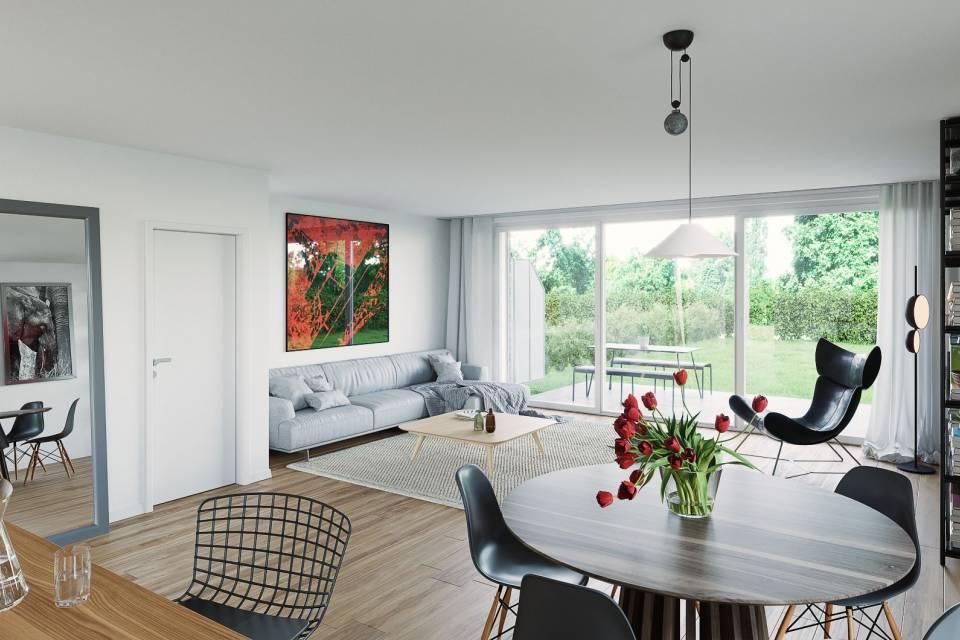 Appartement 2.5 pièces à Cossonay-Ville