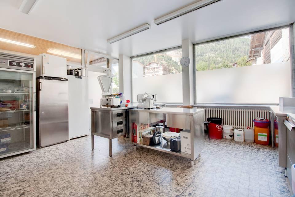 Restaurant 400 m2 à Vollèges