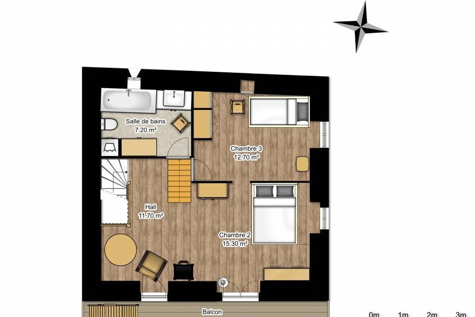 Maison 5.5 pièces à Orsières