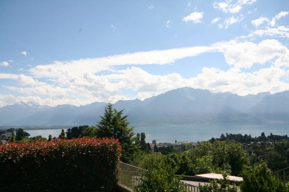 Montreux / Apartment of 5.5 rooms