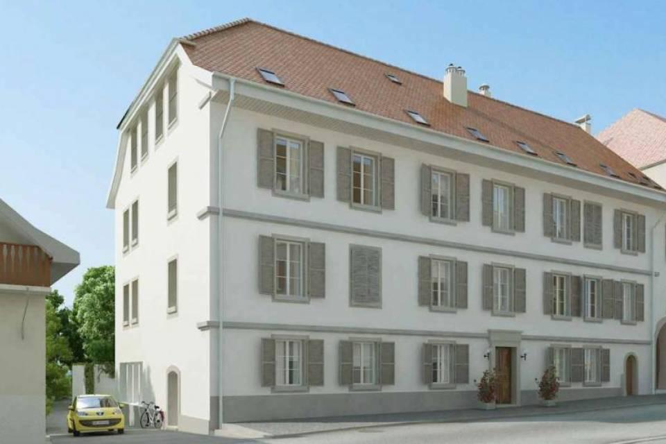 Appartement 2.5 pièces à Romainmôtier