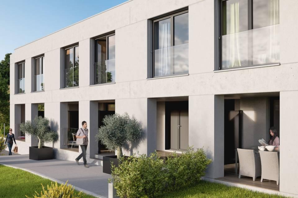 Villa contigüe 6 pièces à Anières