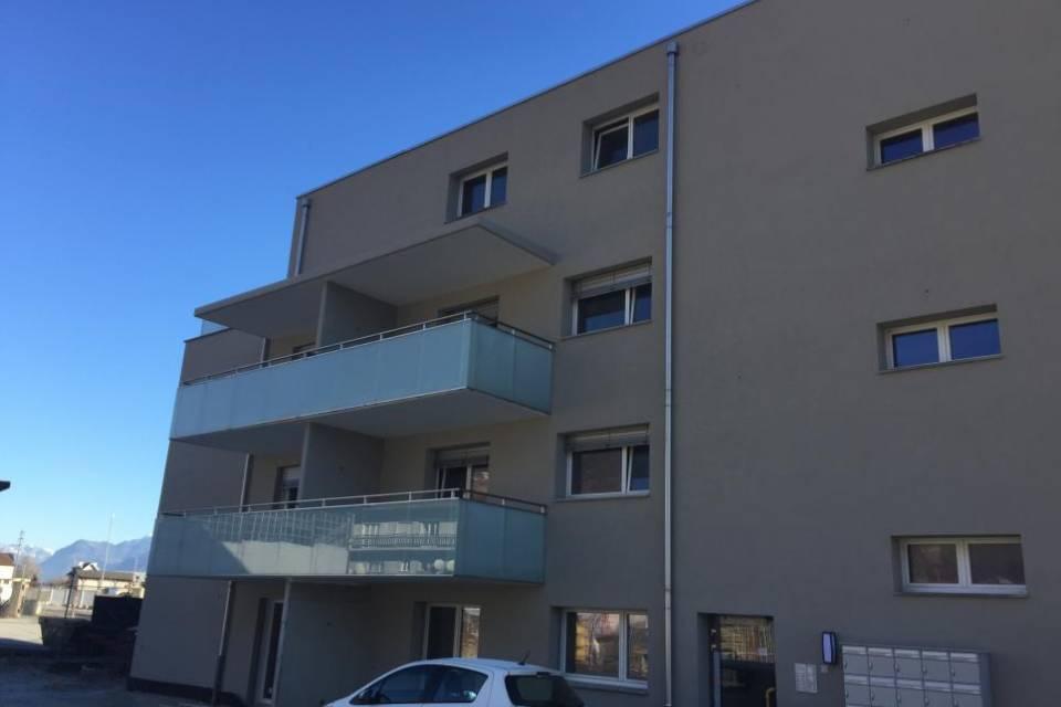 Ardon / Appartement de 1 pièces