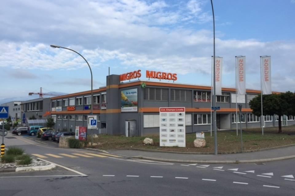 Administratif/Bureau 1 pièce 56 m2 à Yverdon-les-Bains