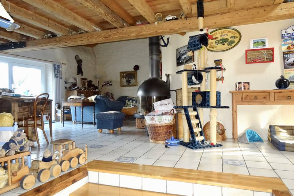 Maison de Village 8 pièces à Bassins