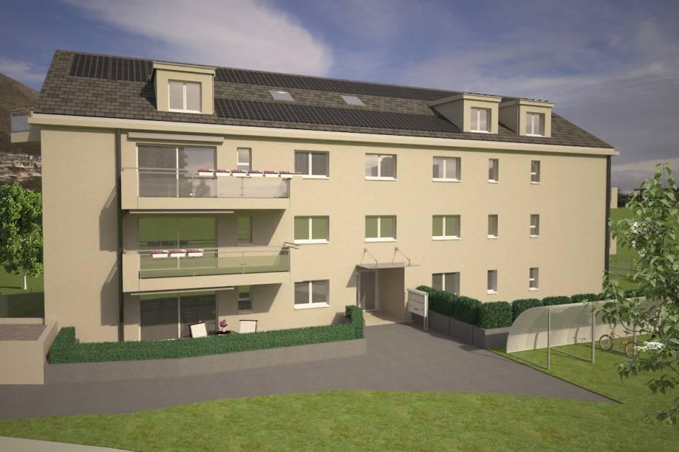 Appartement 2.5 pièces à Echallens