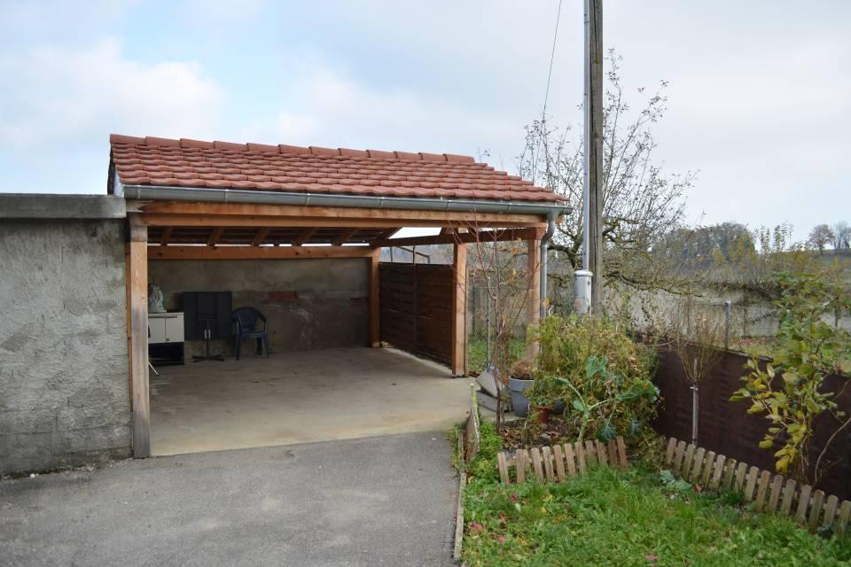Maison de Village 4.5 pièces à Agiez