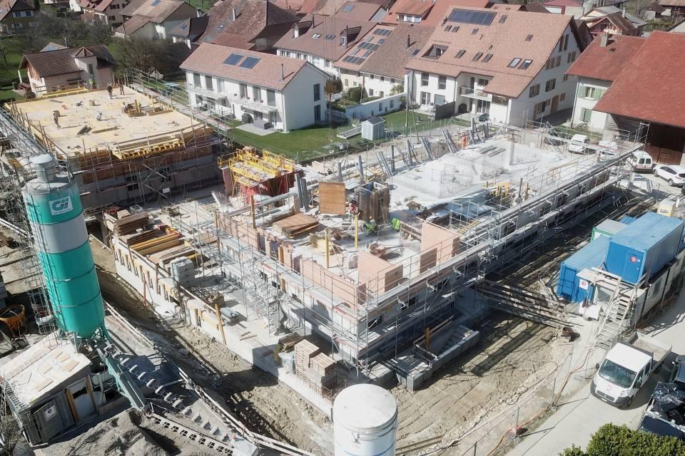 Duplex 5.5 pièces à Belmont-sur-Yverdon