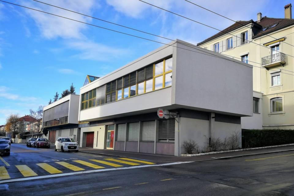 La Chaux-de-Fonds / Commercial
