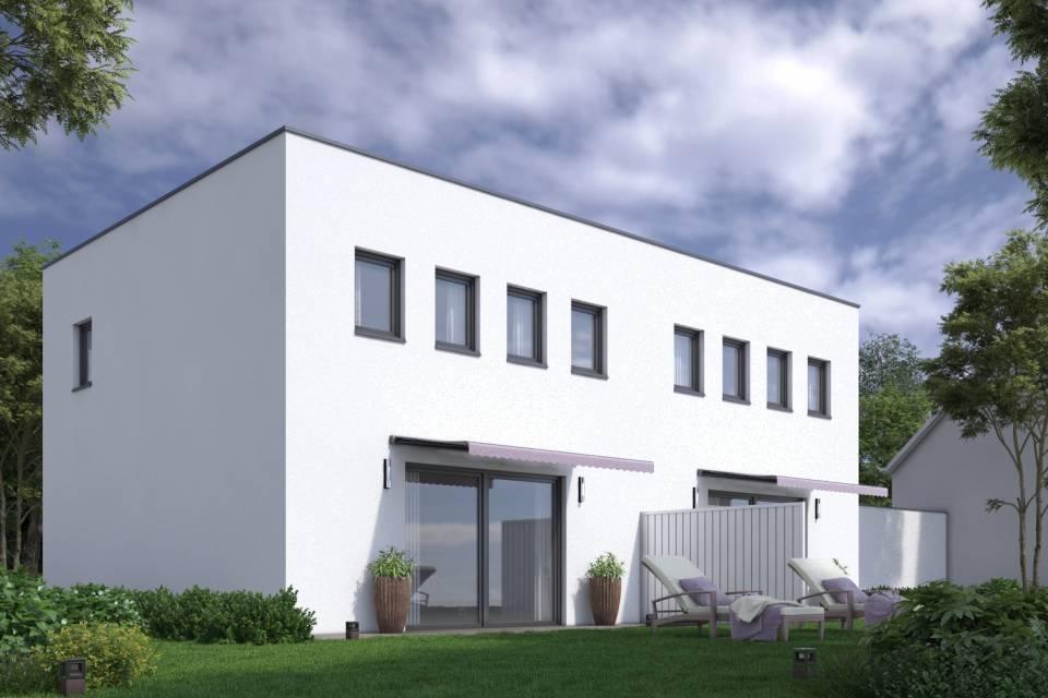Villa contigüe 6 pièces à Plan-les-Ouates