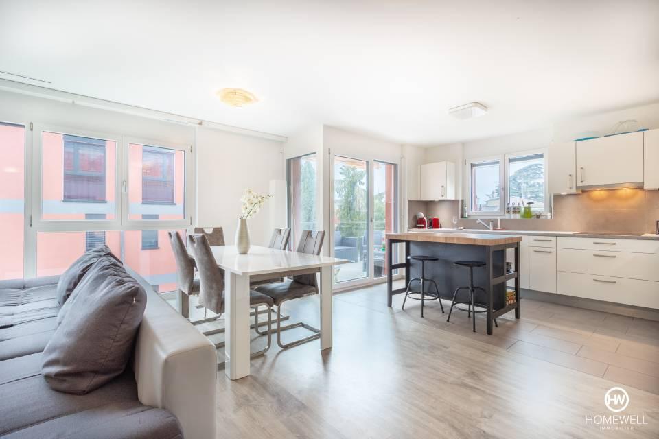 Corseaux / Appartement de 4.5 pièces