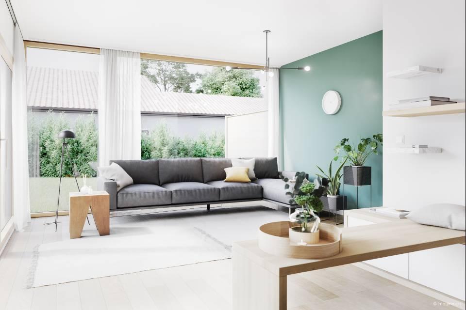 Villa jumelle par garages 5 pièces à Collonge-Bellerive
